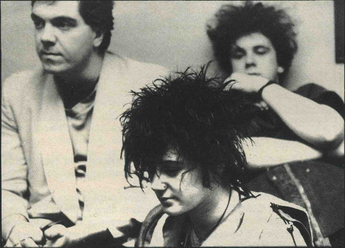Cocteau Twins in 1982