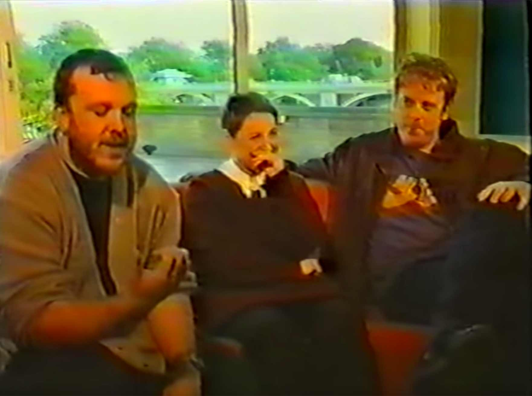 1995 Interview with the group