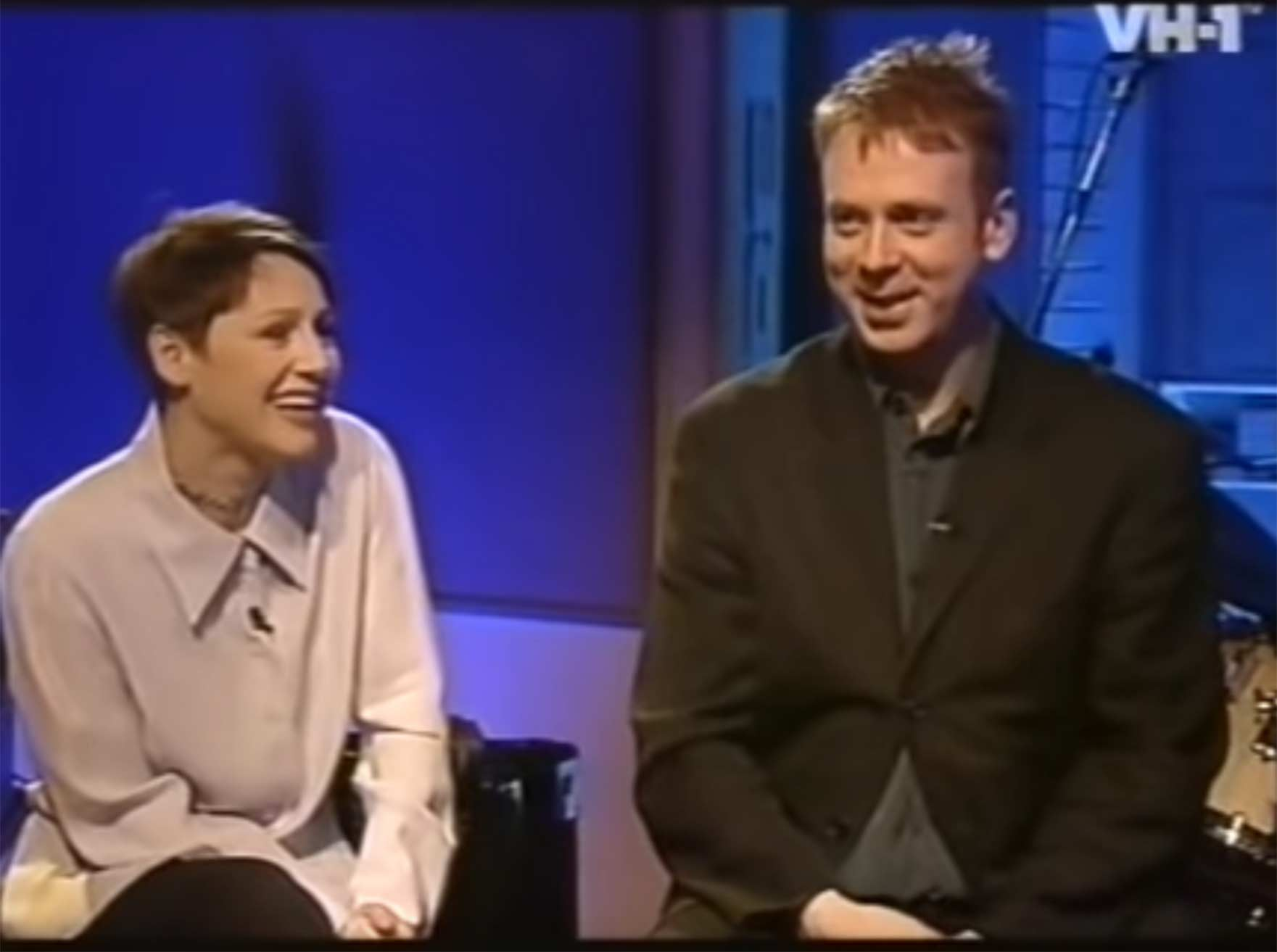 1996 VH1 interview with Liz and Simon